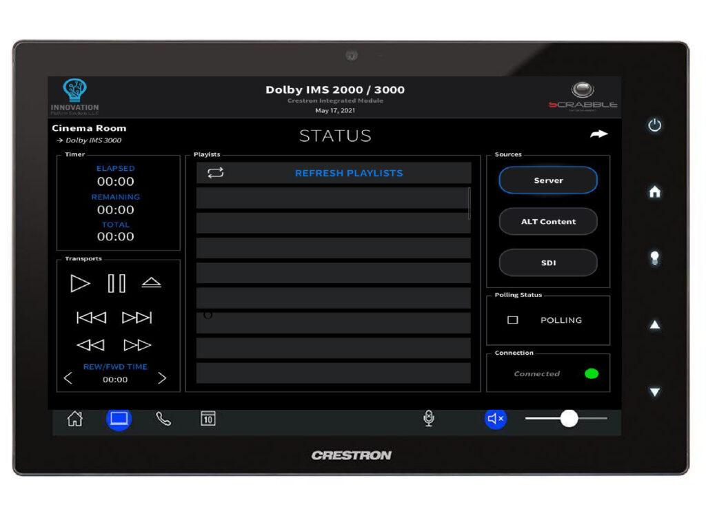 Crestron Dolby Module