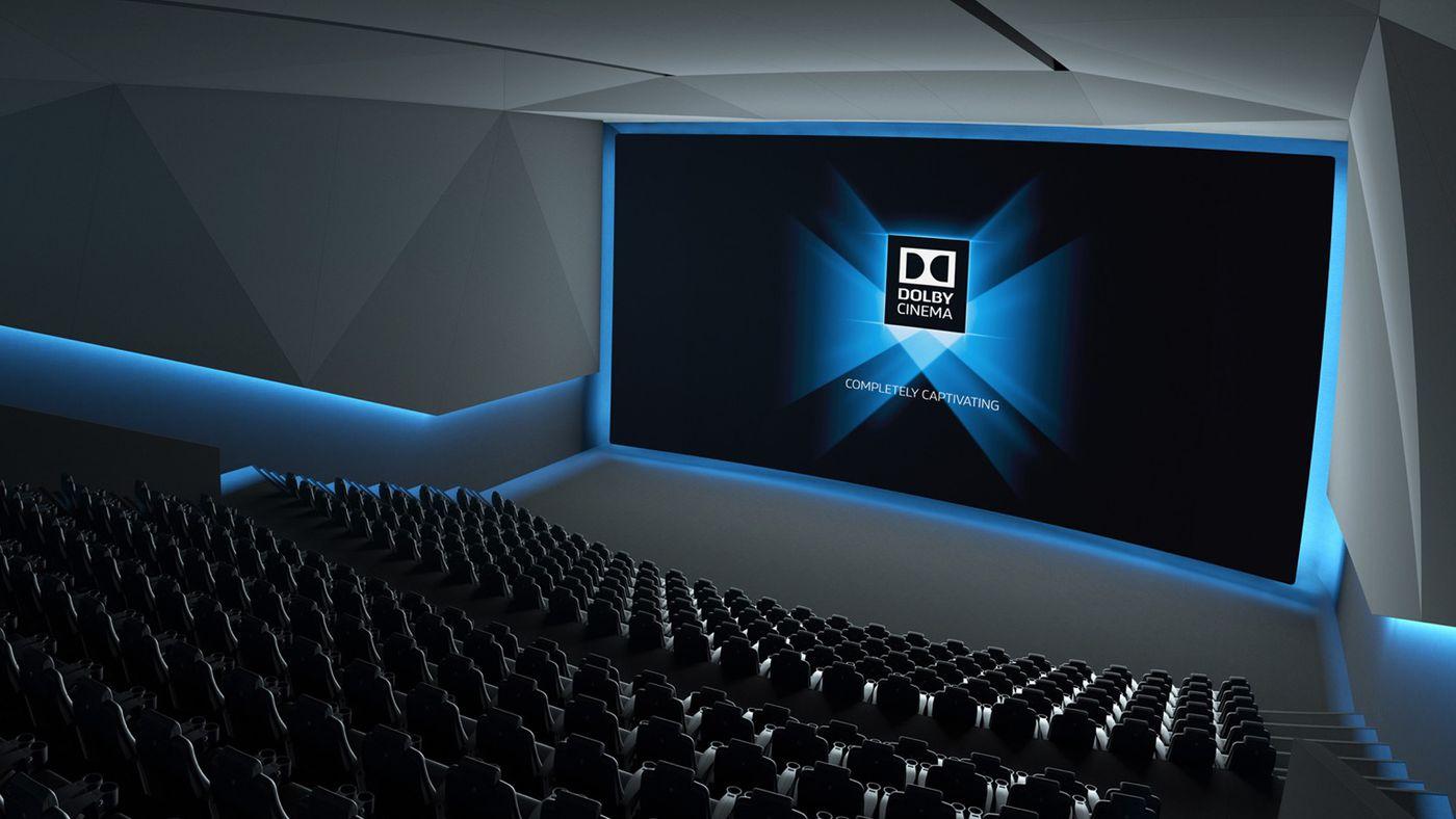 Dolby cinema lighting